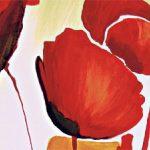 hoa poppy m2294-2