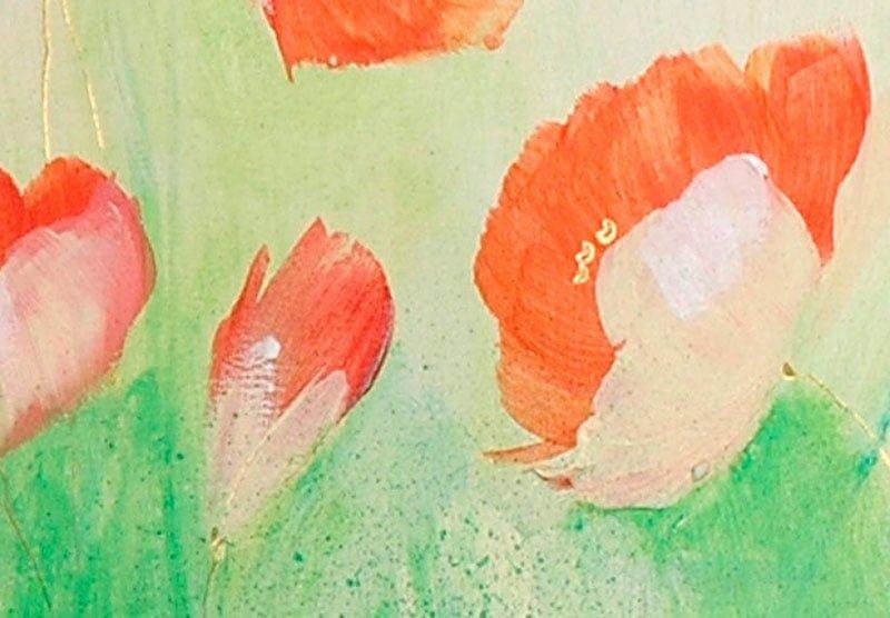 hoa poppy m2299-2