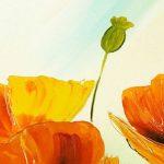 hoa poppy m2303-2
