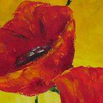 hoa poppy m2304-2
