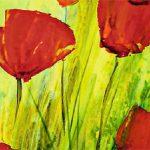 hoa poppy m2313-2