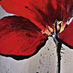 hoa poppy m2321-2