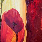 hoa poppy m2331-2