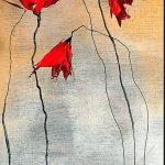 hoa poppy m2338-1