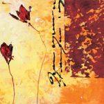 hoa poppy m2343-2