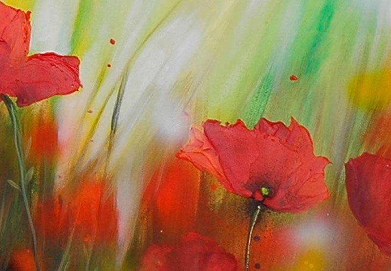 hoa poppy m2347-1