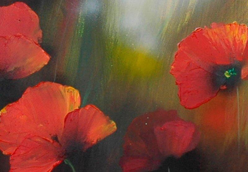 hoa poppy m2347-2