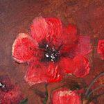 hoa poppy m2357-2