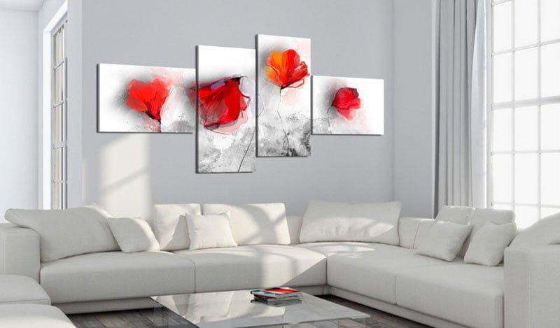 hoa poppy m2369-1