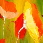 hoa poppy m2375-2