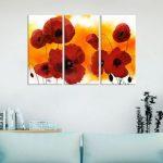 hoa poppy m2385-1